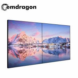 46 インチ 2x2 ビデオウォール 1080p 垂直マジックミラープレーヤー LED デジタルサイネージデジタル LCD キオスク 16 : 9 ワイドスクリーン 1080p フル LCD デジタルフォトフレーム