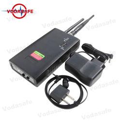 Il rivelatore del segnale del cellulare di rf, macchina fotografica senza fili ed ostacola 50 megahertz - 6.0 gigahertz che rilevano 2g, 3G, telefono di GSM delle reti delle cellule 4G/Smartphone/errore di programma senza fili