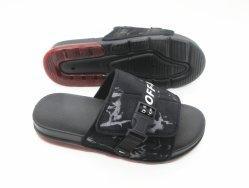 La resistencia de deslizamiento nuevo diseño de calzado de playa hombres Sandalia de deportes
