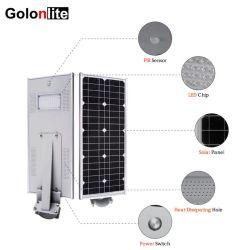 La buona qualità ha integrato tutti in un'apparecchio d'illuminazione solare LED dell'indicatore luminoso di via del LED
