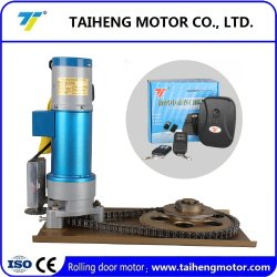 Motor van de Deur van het Blind van de Rol van de Garage van de hoge snelheid de Automatische