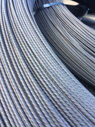 Гб/T5223-2014 ПК провод спираль ребристую войлочную ленту 7.5mm 1670Мпа