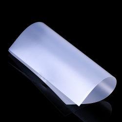 A4 바인딩 덮개를 위한 엄밀한 명확한 매트 PVC 투명한 장