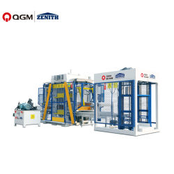 ماكينة كتلة خرسانية تلقائية لمصنع التشييد