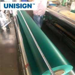 트럭 또는 텐트 커버용 PVC 코팅 방수포 소재