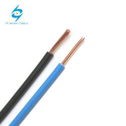 Fil électrique bâche en PVC de 2 mm de fil de cuivre 22 AWG