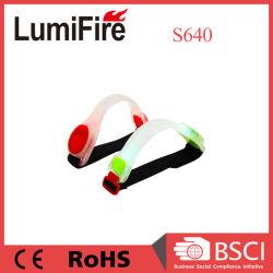 Deporte al aire libre LED Luces de advertencia de la luz de pulsera