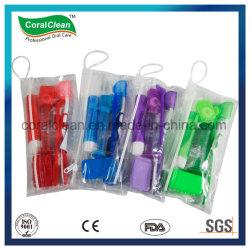 8 en 1 Kit de Ortodoncia en la bolsa de PVC, Kit de Orto cuidado bucal