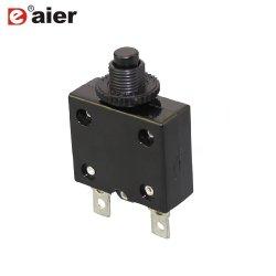 50A 250 В переменного тока ручной сброс нажатием кнопки бакелитового прерыватель цепи переключателя