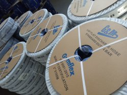 L'agriculture de l'irrigation en PVC de gros de lutte contre les incendies Layflat souple Flexible de décharge de l'eau douce prix d'usine Jardin