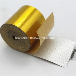 ظهر لاصق ذاتي يعكس - A-Gold Gold Heat Barrier Tape