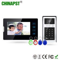 Telefono del portello di colore di alta qualità video dell'affissione a cristalli liquidi della villa Handsfree della visualizzazione (PST-VD07T-IDS)