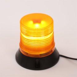 IP67 9-30V Alerta Ámbar Luz estroboscópica LED baliza de emergencia Luces de vehículo de ingeniería e industria Maquinaria