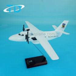 Solenta deixe410 18cm aviões do modelo personalizado de resina