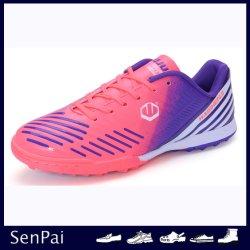 2019 студент футбол обувь мода футбол обувь PU кроссовки ботинки