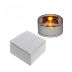 Kleiner Glas-Reflektoren für den Straßenbelag für den Garten