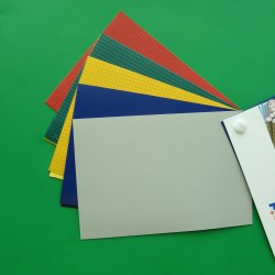 Высокое качество ПВХ ламинированные брезент (STL550) с лучшим соотношением цена