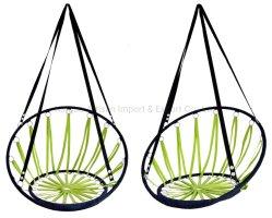 庭の屋外のハングの振動椅子