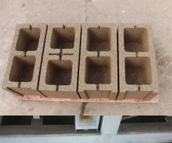 De duurzame Opnieuw te gebruiken Houten Pallet van de Machine van het Blok van de Bouwconstructie