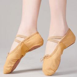 Großhandelstanzen-Zubehör-beste Qualitätstrainings-Schuhe für Ballett