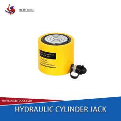 50 la tonne 50mm prise jack du vérin hydraulique de type court (RC-5050)