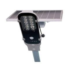 China Hersteller getrennt 12W LED Solar Street Garden Light für Innenhof/Garten/Park