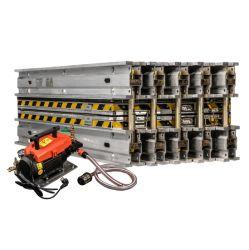 معدات مشتركة لإصلاح سير الناقل المطاطي المقصف