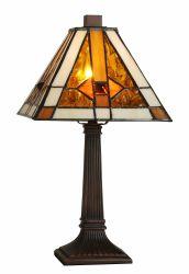 TFT-8016 Tiffany antico che illumina la lampada della Tabella dello schermo da 8 pollici