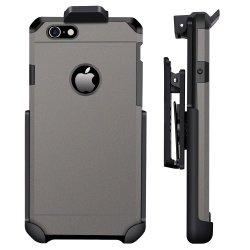 Impactstrong iPhone 6/6sのための互換性のあるベルトクリップiPhoneのケース