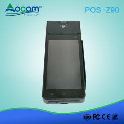 Impresora térmica de 58mm / Lector de huellas dactilares/Terminal NFC Android POS