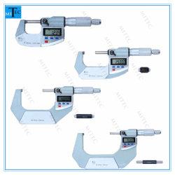 Тип Mitutoyo IP65 воды цифровые электронные за пределами микрометра 0-25мм