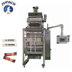 De Vullende en Verzegelende van de Verpakking Machine van de automatische Multi-Lane Kleine Zak van de Stok