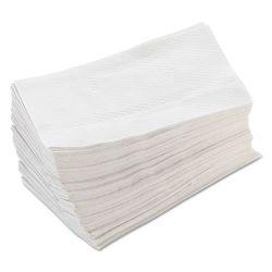 Soft Multi-Color table de restaurant bois vierge Tall replier serviette en papier