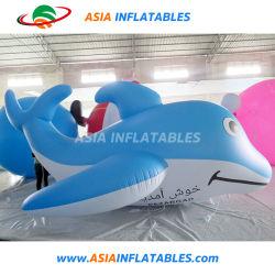 El delfín inflable gigante Blimp /globo de helio inflables