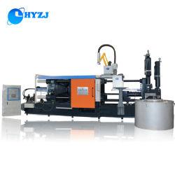 مصبوبة عالية الجودة من الألومنيوم الأيسر-550t/آلات الصب المعدني الحلقي ماكينة قولبة حقن الألومنيوم بالماكينة