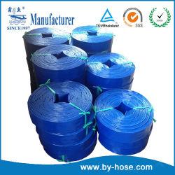 PVC農業の潅漑の卸売のLayflatの消火活動適用範囲が広い水排出の柔らかいガーデン・ホースの工場価格