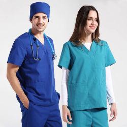 Kann Bedarfs-niedriger Preis-kundenspezifisches chirurgische Kleid-Ermüdung-Kleid exportieren