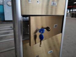 ホテルの貸金庫中国によってカスタマイズされるバンクのセービングの返却箱