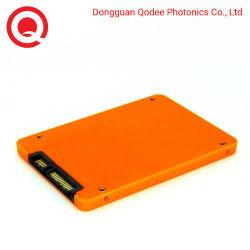 محرك أقراص ذو حالة صلبة 2.5 بوصة/ 2 تيرابايت، محرك أقراص Logos مخصص، وألوان SATA III 6 GBP/S Orange SSD