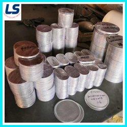 高品質フィルタ効果黄銅銅および青銅フィルタメッシュ