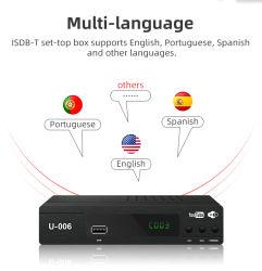 La Chine de gros ISDB-T HD numérique TV Box pour les Philippines
