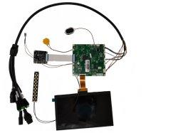 라즈베리파이 PCB 어셈블리 얼굴 인식 장치 참석
