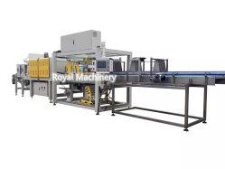 Haute vitesse une pièce de film du liage automatique autour de la machine pour l'emballage transparent ou un film couleur