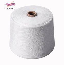 Fancy 100% recyclé filés de polyester ne 40S/2 pour les vêtements du fil à coudre