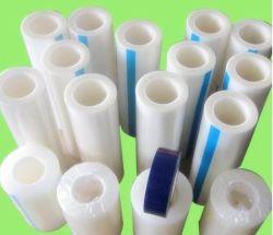 transparante/Blauwe PE van 40um/50um/60um/70um/80um/100um Beschermende Film voor het Plastic Beschermen van de Dekking