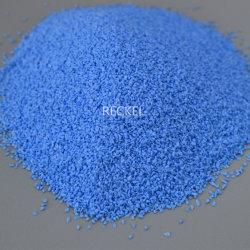 연마용 천을 위한 F46 블루 귀마이크 그레인