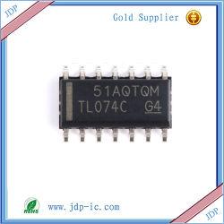 Tl074cdr-Chip Sop-14 Bedrijfsversterker Met Laag Vermogen