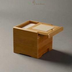 Ручной работы из бамбука красоты малых смотреть хранения упаковке с лаком