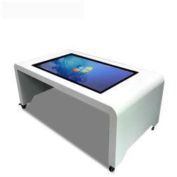 43-дюймовый интерактивные конференции с поддержкой мультисенсорного ввода кофейный столик для презентаций или компьютерных игр