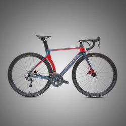 Soem-Fabriktwitter-Fahrrad-Scheibenbremse Soem-Kohlenstoff-Faser-Stra?en-Schleife für Verkauf